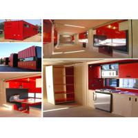 Quality 40 Feet Modified Shipping Containers With Stylish Small Home Spaces Prefabricated House for sale