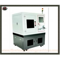 Quality Ultraviolet Type High Precision Laser Cutting Machine Air Cooling 450x450MM for sale