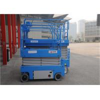 Quality Customized Self Propelled Scissor Lift Widely Application 2100KG Weight for sale
