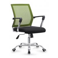 Quality Wide Cloth Covered Staff  Office Chairs For Heavy People Environmental Friendly for sale