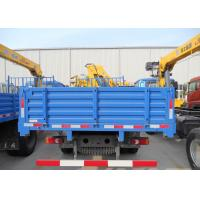 Buy High Quality 5T Mobile Knuckle Truck Mounted Crane With Safety Transportation at wholesale prices