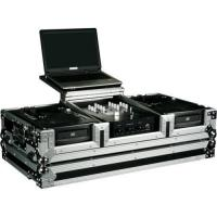 Quality CD Road Cases Holds 2 X Medium Format Cd Players,Numark Icdx Cd Players + 10-inch Mixer for sale
