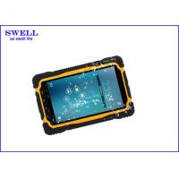 Quality Rugged Military Grade Tablet 7 inch IPS NFC 3G tablet pc with waterproof function for sale