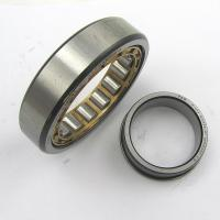 Quality Low Friction Brass Cage Bearing NU 2320 ECML NTN KOYO Reduction Gearbox for sale