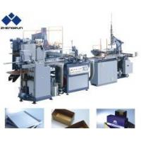 Quality Automatic Paper Box Making Machine for sale