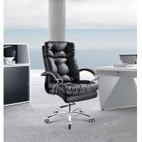 Quality Heavy Duty Contemporary Executive Office Chair With Casters Adjustable Height for sale
