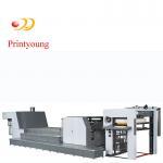 Quality Carton Box Flexo Printing Glazing Machine WIth Ceramic Anilox for Paper Printer for sale
