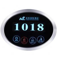 Quality Electrical Doorplate A9-869YO LuxuryTouchDoorbellDisplay for sale