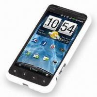 China Protect Case, Made of PC/TPU Materials, HTC EVO 3D, with 1 Pieces Screen Protector on sale
