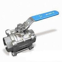 Quality Stainless Steel Ball Valves for sale