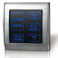 Buy cheap Intelligent Touch Switch A8-567WL TouchScreenLightSwitch,TouchSwitch from wholesalers