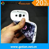 TPU Cute Case For Samsung Galaxy S3 , Anti Slip Cover
