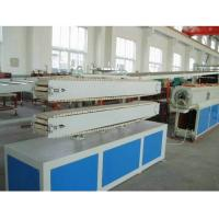 China Plastic Pipe Extrusion Line 200kg/H For HDPE Silicon Core Pipe on sale
