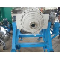 Quality High efficient Plastic Extrusion Equipment , PVC Pipe Machine With Twin Screw for sale