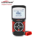 Quality Car Fault Detector Obd II Diagnostic Scan Tool KONNWEI KW820 BMW Mercedes Toyota Honda Ford for sale