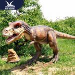 Quality Professional Mechanical Dinosaur Model Animatronic Dino Decoration AC Voltage for sale