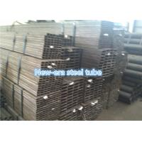 Quality Cold Formed Hollow Section Steel Tube , Hexagonal / Rectangular Steel Tubing for sale
