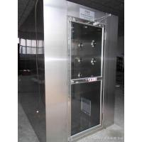 Quality patent three side blowing air shower tunnel for sale