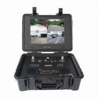 Quality Wireless COFDM Image Transmission Equipment with 17-inch LCD Display for sale