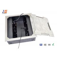 Quality Concrete Floor Socket Universal Power Electrical Recessed Floor Box for sale