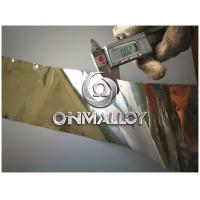 Quality 1J50 Soft Magnetic Alloys 0.02mm Thickness With ISO Certificate for sale