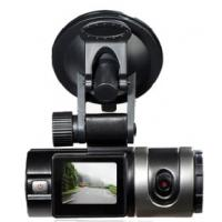 Buy CE FCC Cycle Recording HDMI 2.4 inch LCD Dual Channel Car Camera Built in at wholesale prices