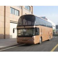Quality 61 Seats Custom Tour Bus , Luxury Long Distance Buses For Passenger Tour for sale