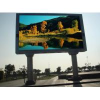 High Brightness Outdoor P10 Led Advertising Board DIP Waterproof Full color