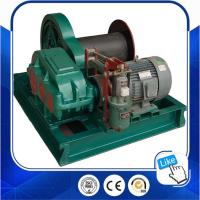 China Fast Speed Capstan Winch Electric Winch on sale