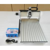 300w Spindle Motor 6040 CNC Router Engraver Drilling And Milling Machine for sale