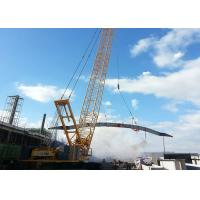 Buy Durable Lattice Boom Construction Crawler Crane QUY130 With High Performance at wholesale prices