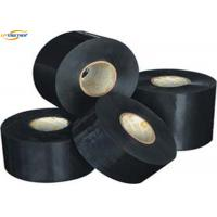 Quality Inner Wrap Corrosion Resistant Tape , Black Polyethylene Anti Corrosion Tape for sale