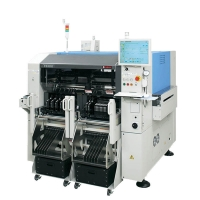 China 112 Feeders Flexible SMD Pick And Place Machine For Circuit Board on sale