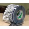 Die Cut Shapes Multi Layer Sticker Waterproof Plastic Sticker Labels for sale