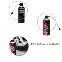 Quality 450ML Emergency Tire Sealant Tyre Sealer Inflator REACH ROHS Certification for sale