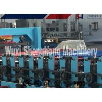 Quality 3 Phase Polyurethane Sandwich Panel Production Line 1000mm Width 32 KW for sale