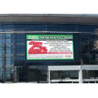 Buy SMD2727 P6 Programmable Led Screen , Led Screen Wall Refresh Rate Over 1920Hz at wholesale prices
