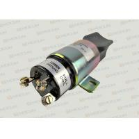 Quality A19C 24 Volt Fuel Shut Down Solenoid 3864274 For Cummins Engine Parts for sale