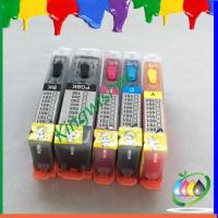 China 5 color inkjet printer cartridge for Canon MX923 with chip BCI320 BCI321 on sale