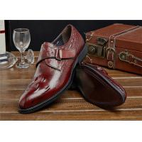 Most Comfy Classic Dress Shoes Daily Footwear With Welt Outsole Antiskid