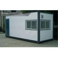 Quality Modern Small Shipping Prefab Container House with Glass Window and Aluminum Door 20ft for sale