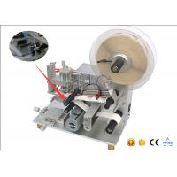 SUS304 Stainless Semi Automatic Table Top Bottle Labeling Machine 20 - 50 Pcs/Min for sale