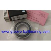 China 25*47*12 High Speed Spindle Bearings 15 Degree Contact Angle Grease Lubrication on sale