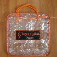 Quality Home Textile Bag, Customized Structures and Sizes are Accepted, Made of PVC for sale