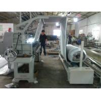 Quality Simple Type Cloth Fabric Roller Machine , Programmable Fabric Inspection Machine for sale