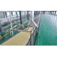 Quality 304 Sus Non - Fried Instant Noodle Making Machine For Food Processing for sale