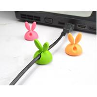 Quality Colorful Cartoon Cable Drop Clips for sale