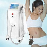 Quality Painless Diode Laser Hair Removal Machine 808nm 5-400ms Pulse Width for sale