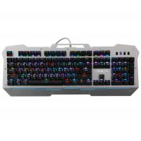Quality AULA SI-2009 Warcraft Mechanical Gaming Keyboard With 7 Colors Backlit for sale