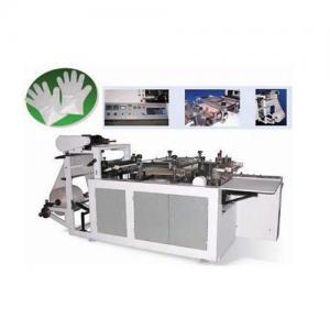 Automatic Plastic Glove Making Machine